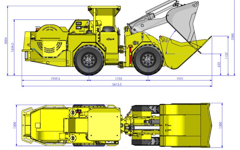 L150XE-Aramine-Loader-Tech-Information